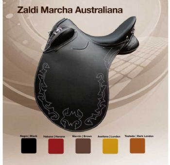 Zaldi Australiana saddle